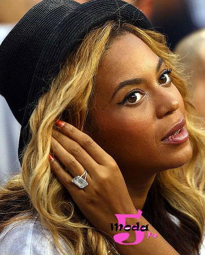 Anéis de noivado, Beyoncé, casamento, mês das noivas, diamantes