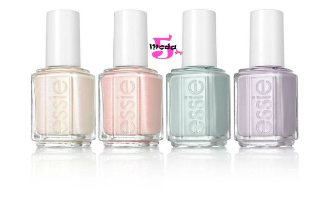 Wedding collection, noivas, essie, coleção, tons pastel, tons sorbet