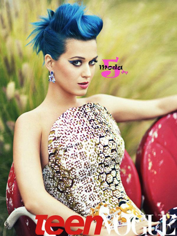 Katy Perry, Teen Vogue, Maio, 2012