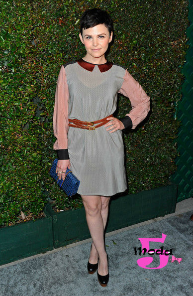 Ginnifer Goodwin, Once Upon a Time, looks, moda, famosas
