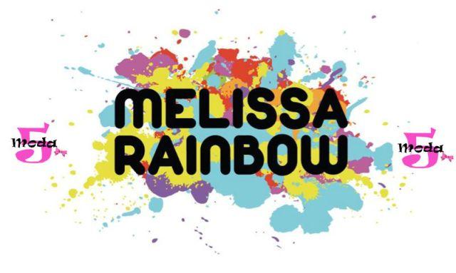 Melissa, Fashion Rio, lançamentos, coleção nova, Rainbow