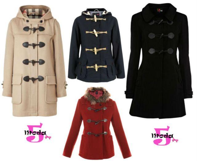 Duffle, casacos, inverno