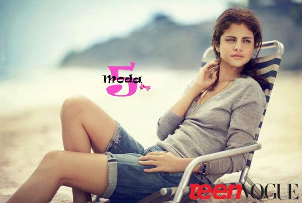 Teen Vogue, september issue, edição de setembro, selena gomez, editorial