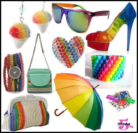 Rainbow - Acessórios