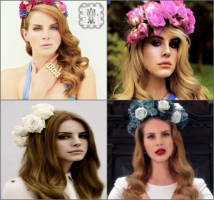Flower Crown - Lana Del Rey
