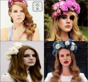 Flower Crown - Lana Del Rey
